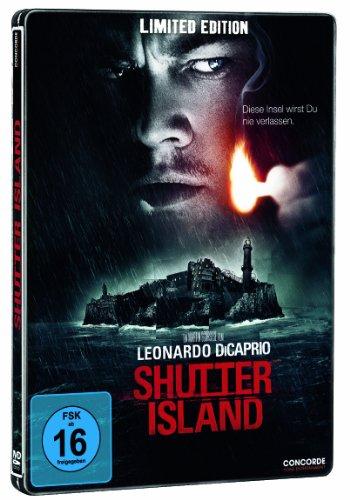 Bild von Shutter Island (Limited Edition) (Steelbook)