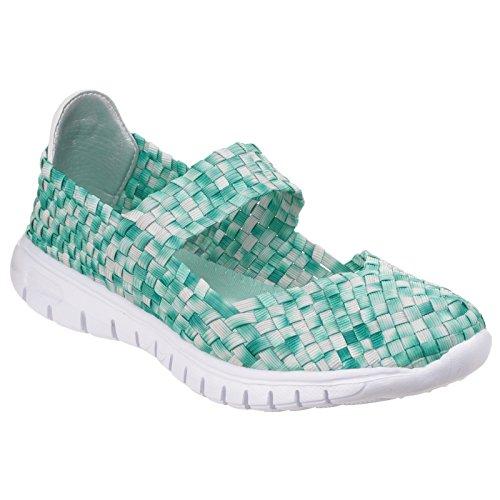 Divaz Drift - Chaussures d'été - Femme Green