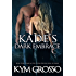 Kade's Dark Embrace (Immortals of New Orleans Book 1) (English Edition)