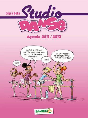 Agenda Studio Danse 2011-2012