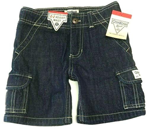OshKosh B'Gosh Shorts 86/92 Kurze Jeans Hose Junge USA Size 2 t Sommer blau - Oshkosh Jungen Shorts