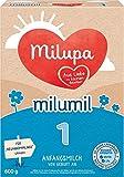 Milupa MILUMIL 1 Anfangsmilch, 1er Pack (1 x 600 g)