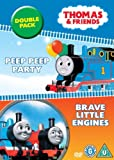 Thomas The Tank Engine And Friends: Peep Peep Party/Brave... [DVD]