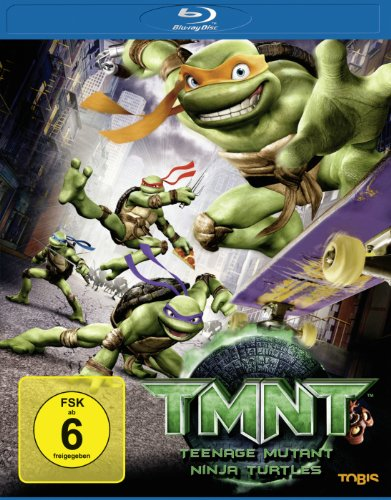 t Ninja Turtles [Blu-ray] ()