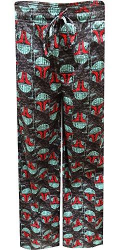 Boba Fett Lounge Pants For Men ()