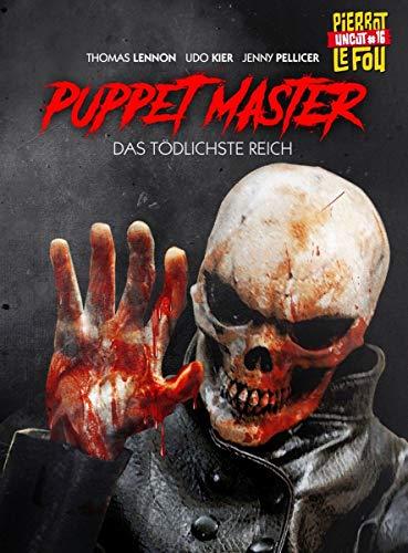 Puppet Master - Das tödlichste Reich (uncut) - Limited Edition Mediabook (+ DVD) [Blu-ray]