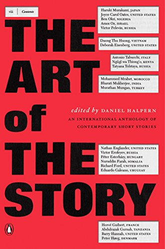 : An International Anthology of Contemporary Short Stories ()