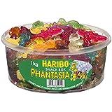 Haribo - Phantasia - Fruchtgummi - Weingumme - Box mit 1Kg Inhalt