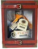 Pyrat Vintage Case mit Pyrat Rum XO Reserve, 0,7 Liter, 40% vol