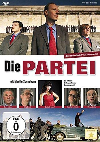 Die Partei - der Film (deluxe Edition - 2 DVDs) [Deluxe Edition] (Die Titanic Dvd)