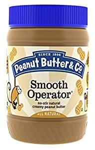 Peanut Butter and Co. Smooth Operator Peanut Butter, 454g