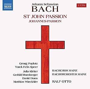 J.S. Bach: Johannespassion