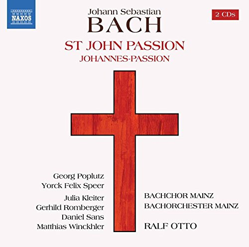 J.S. Bach: Johannespassion