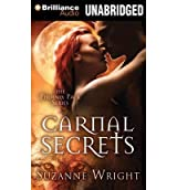 [ Carnal Secrets (Phoenix Pack #03) - Street Smart ] By Wright, Suzanne (Author) [ Feb - 2014 ] [ MP3 CD ]