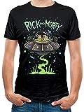 CID VD-PE15311T T-Shirt, Nero Black, Medium (Taglia Produttore:M) Uomo