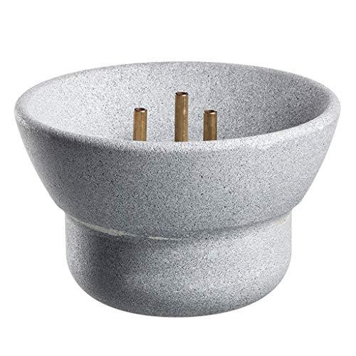 Saunabrunnen aus Speckstein für den Saunaofen -Saunamaestro- 250 ml (Hukka Design)