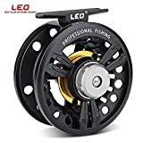 Best Fly Fishing Reels - Zorbes Leo FB - 85 2 + 1BB Review