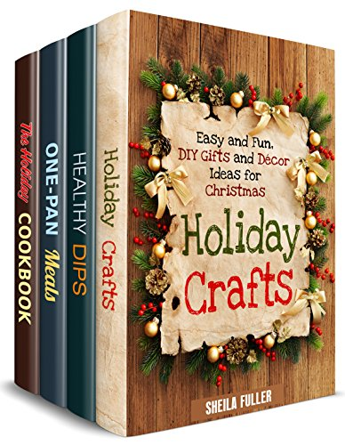 afts Box Set (4 in 1): Amazing Christmas, Thanksgiving Recipes Plus Christmas Decor and Present Ideas (Holiday Recipes) (English Edition) ()