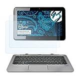 Bruni Schutzfolie für HP Elite x2 1011 G1 Folie, glasklare Bildschirmschutzfolie (2X)
