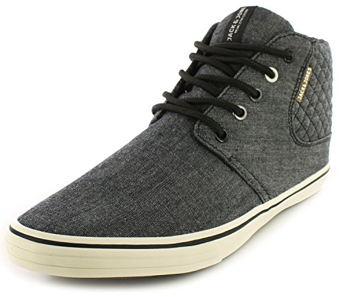 jack-jones-vertu-sneaker-hi-grey-melange-gr-41-uk-7-neu-ovp