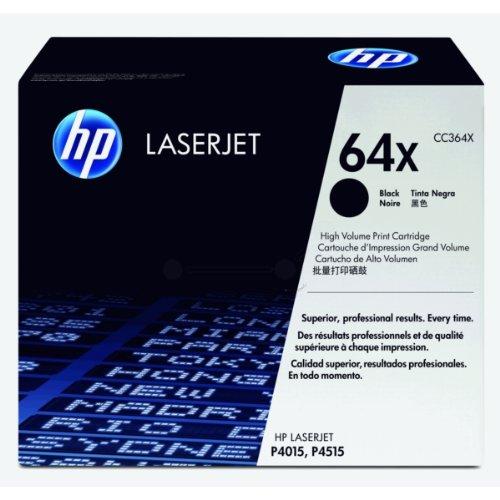 HP CC364X Tonerpatrone schwarz