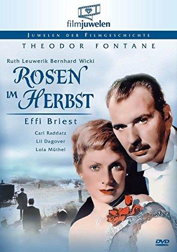 Bild von Rosen im Herbst (Effi Briest) - nach Theodor Fontane (Filmjuwelen)
