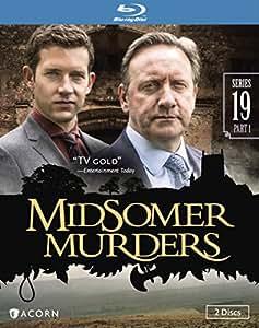 MIDSOMER MURDERS: SERIES 19 - MIDSOMER MURDERS: SERIES 19 1 Blu-ray