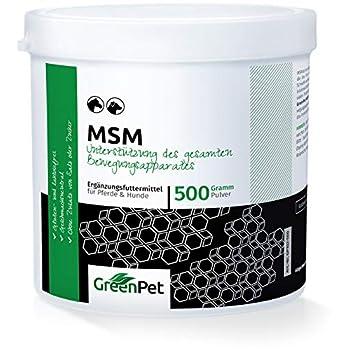 MSM en polvo para Perros y...