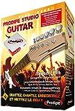 Prodipe Studio Guitar Interface audio pour Ordinateur portable/MacBook Noir
