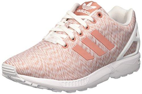 adidas Damen ZX Flux Hohe Sneakers, Pink