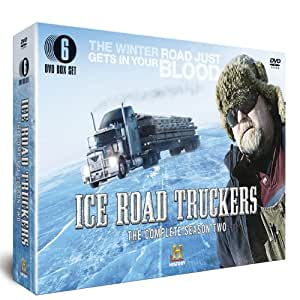 Ice Road Truckers: Complete Season 2 (6 DVD Gift Pack)