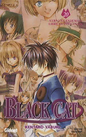 Black cat Vol.20