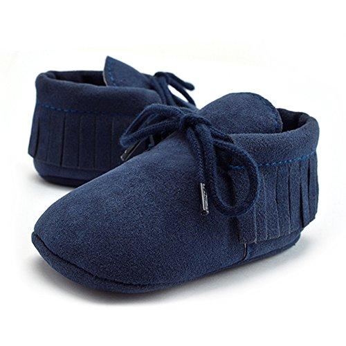 La Cabina Chaussures Bébé Fille garçon -Chaussure Bébé Fille Garçon Premier Pas -Chaussures Souples Confortable - Chaussures Antiglisse +Frange Décoration (3- 12 mois ) (6-9 mois, 02) 10