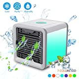 CBEX Mini Air Cooler Portable Air Conditioner Air Cooler with Water Cooling Room
