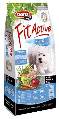 Panzi FitActive Premium Hundefutter Hypoallergen Fisch