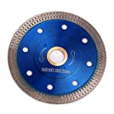 GoYonder 4 Zoll Diamant Sägeblatt Super dünne Trennscheibe zum Schneiden von Porzellanfliesen Granit Marmor Keramik 105 mm(4