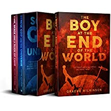The Battenberg Trilogy: 3 eBook Boxset: Post Apocalyptic Science Fiction Adventure and Metaphysical Sci Fi Novels