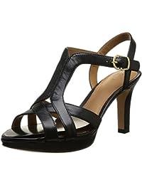 Suchergebnis auf Amazon.de für  Clarks Sandalen schwarz - Pumps ... b6f548568c