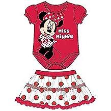 Disney Minnie Mouse Creeper/gasa lunares falda