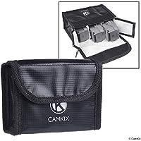 f209c5dcd1 CAMKIX Borsa Batteria Anti Esplosione LiPo Compatible con DJI Mavic 2  Zoom PRO - Sicurezza