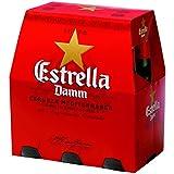 Estrella Damm Cerveza Mediterránea - 6 Botellas