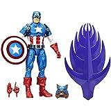 Figura Marvel Legends Capitán América