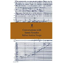 Conversations with Iannis Xenakis by Various Varga (2003-01-20)