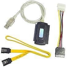 Adattatore Cavo Cable USB 2.0 a IDE/SATA Hard Disk HD