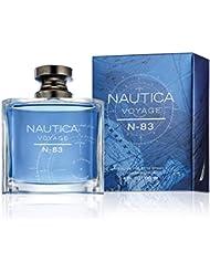 Nautica Voyage N 83 Eau De Toilette pour homme 100 ml