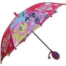 My Little Pony–Niñas–Paraguas con mango 3d