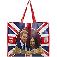 The Royal Wedding Commemorative Harry & Meghan Reusable Laminated Shopping Bag