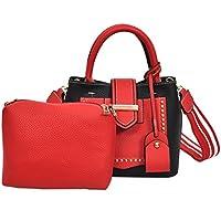 Bolso de hombro de cuero de la moda de las nuevas mujeres del diseño con el