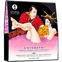 Shunga Love Bath Dragon Fruit, Color Rosa - 650 gr
