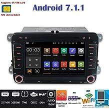 Android 7.14g Lte GPS DVD USB SD Wifi Bluetooth Radio 2Din GPS Golf 5/Golf 6/Jetta/Passat/POLO/TIGUAN/Touran/Caddy/SHARAN/TRASPORTER/Skoda/Seat/VW